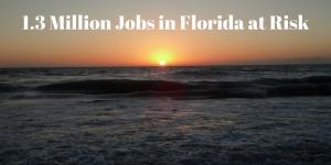 1.3 Million Jobs in Florida at RiskAdd heading